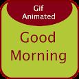 Gif GoodMorning icon