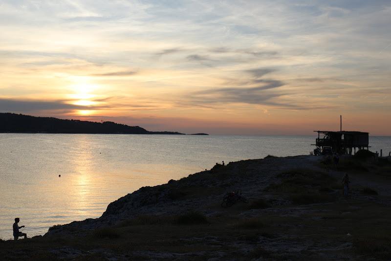 Trabucco al tramonto di sergio71