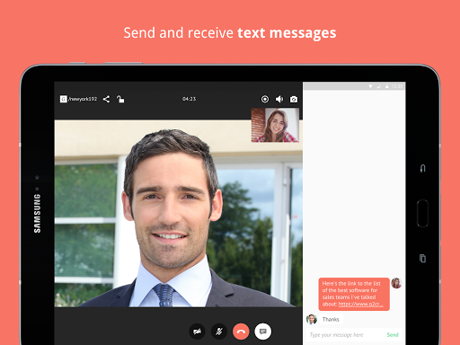 Gruveo - One-Click Video Conferencing 6.4.0 Screenshots 8