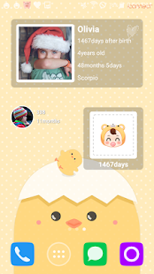 Download Baby Widget For PC Windows and Mac apk screenshot 1
