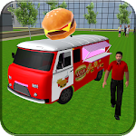 Food Truck Simulator 2017: Ice Cream Factory Story Icon