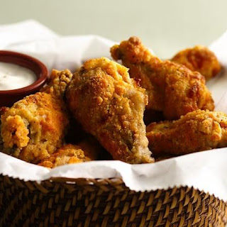 Spicy Hot Wings With No Sauce Recipes.