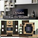 Ide Desain Untuk Rak TV Modern APK