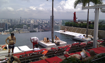 Photo: Sands Marina Hotel Singapore