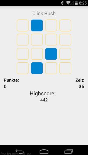 Click Rush|玩休閒App免費|玩APPs