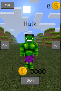 Craft Heroes Run v1.2