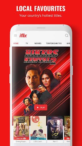 iflix - Movies, TV Series & News 3.38.0-19208 screenshots 2