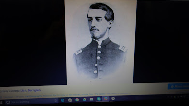 Photo: Ulric Dahlgren (April 3, 1842 – March 2, 1864) was a colonel in the Union Army during the American Civil War. In 1864, he led an unsuccessful raid on the Confederate capital of Richmond, Virginia, and was killed. The failed raid resulted in the Dahlgren Affair after incriminating documents were discovered on Dahlgren's corpse.