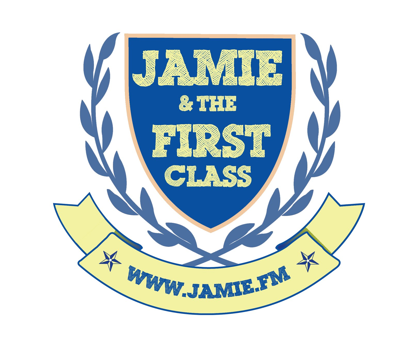 Jamie & the first class NEW logo FLATTENED.jpg
