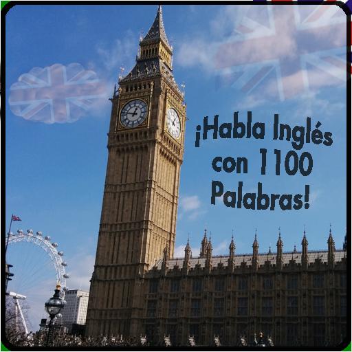 Habla Inglés con 1100 palabras