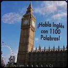 Habla Inglés con 1100 palabras icon