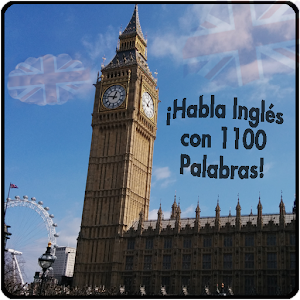 Habla Inglés con 1100 palabras for PC and MAC