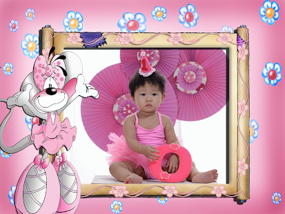 Kid Photo Frames- screenshot thumbnail