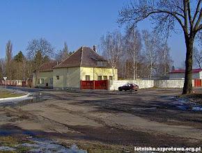 Photo: Budynek koło dawnej bramy wjazdowej
