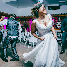 Wedding photographer Andrés Luna (andresluna). Photo of 02.02.2017