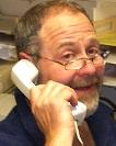 Howard Bronstein on the Phone