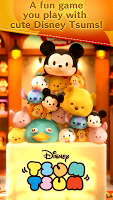 screenshot of LINE: Disney Tsum Tsum