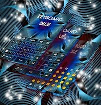 Blue Keyboard - screenshot thumbnail 02