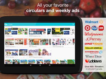 Flipp - Flyers & Weekly Ads - screenshot thumbnail
