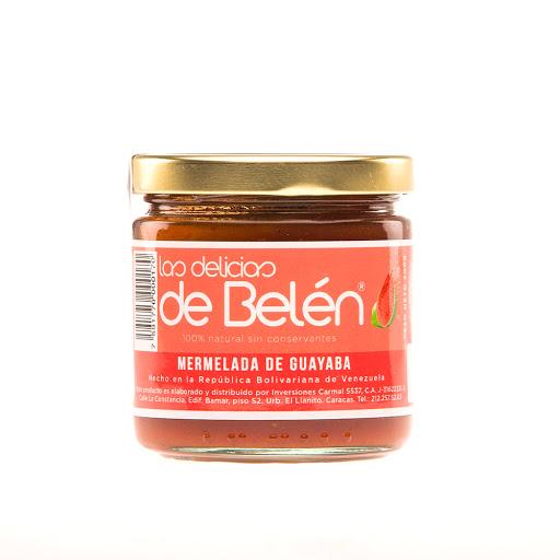 mermelada delicias de belen guayaba 200gr