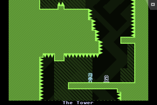 VVVVVV - screenshot