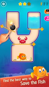 Download Save The Fish Mod APK (Unlimited Money) for Android 5
