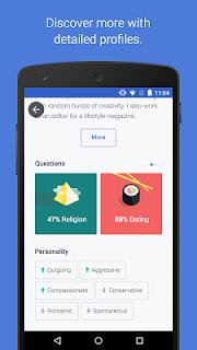 OkCupid Dating screenshot 02