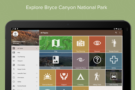 Bryce Canyon Ntl Park: Chimani- screenshot thumbnail