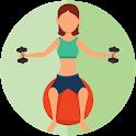 Fisioterapia Simulados Concurso Público icon