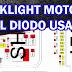 Moto G3 Sem Luz no Lcd, Qual diodo usar? Moto G3 Lcd Backlight