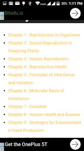 CBSE 12 CLASS BIOLOGY - náhled