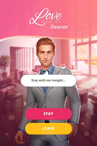 Love & Diaries : Duncan - Romance Interactive 3.3.68 screenshots 1