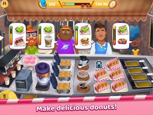 Boston Donut Truck - Fast Food Cooking Game 1.0.3 screenshots 15