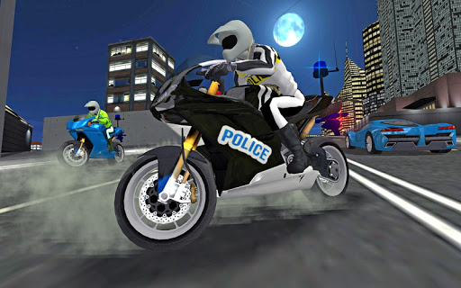 Police Motorbike 3D Simulator 2018 1.0 screenshots 14