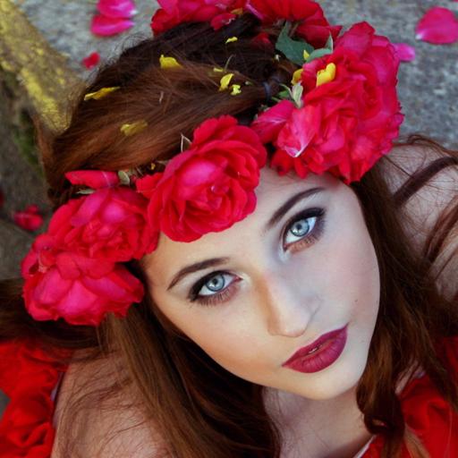 Flower Crown App
