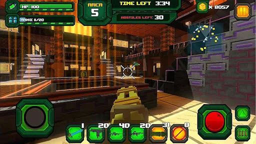 Rescue Robots Sniper Survival android2mod screenshots 15