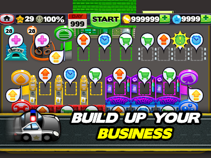 Tiny Auto Shop - Car Wash and Garage Game- screenshot thumbnail