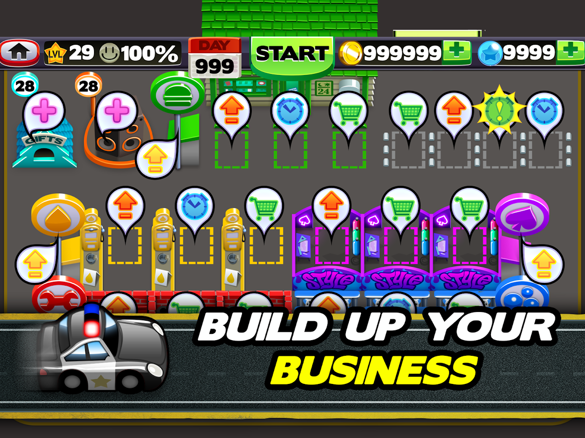 Tiny Auto Shop - Car Wash and Garage Game- screenshot