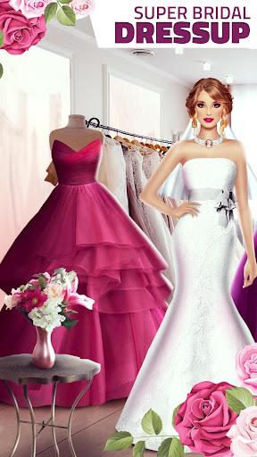 Super Wedding Stylist 2020 Dress Up & Makeup Salon 1.5 screenshots 1