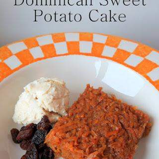 Dominican Sweet Potato Cake (Gluten Free) Recipe