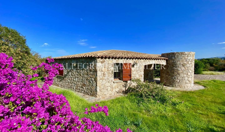 Villa with terrace L'Ile-Rousse