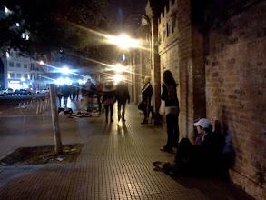 Photo: レコレタの夜