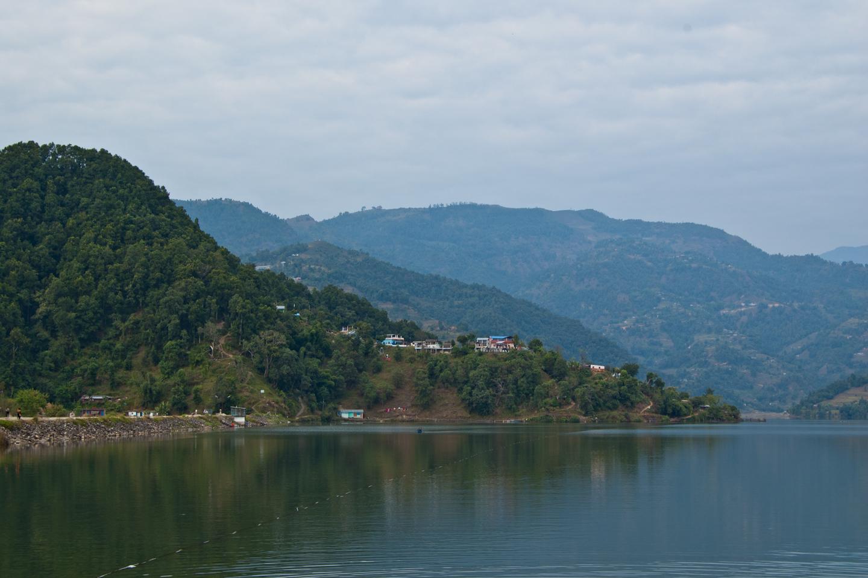 Photo: Begnas Lake, Pokhara, Nepal