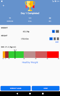 App Home Workouts Gym Pro (No ad) APK for Windows Phone