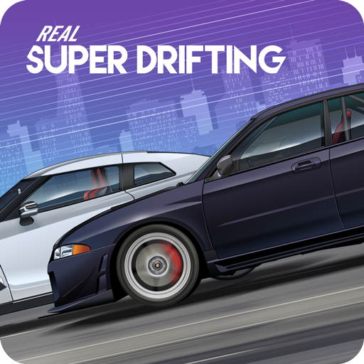 Real Super Drifting 3D 賽車遊戲 App LOGO-硬是要APP