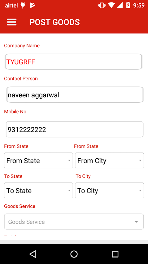 TP NAGAR- screenshot