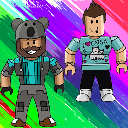 Roblox Coloring Book