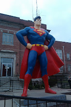 Photo: The Superman statue in Metropolis, IL is one of the 9 Geek Wonders of the World!