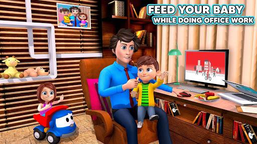Dad at Home - Happy Family Games 1.0.2 screenshots 1