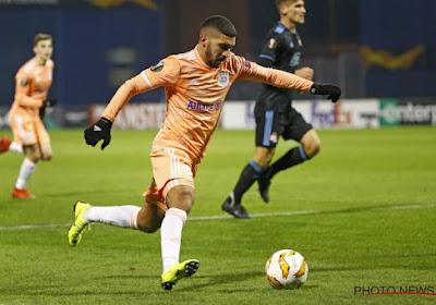 Ook Zakaria Bakkali is nu out voor de wedstrijd van zondag tegen KV Kortrijk